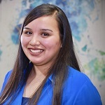 Immigration Legal Assistant Jennifer Navarro